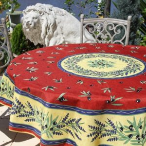 French Provincial Tablecloths